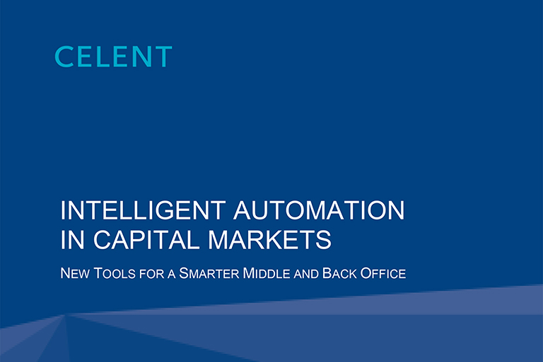 Intelligent Automation in Capital Markets