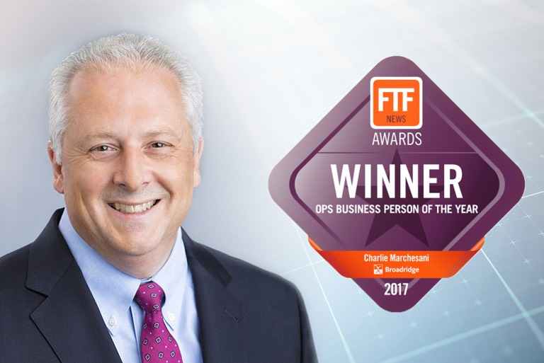 FTF Awards: Ops Business Person of the Year - Charlie Marchesani