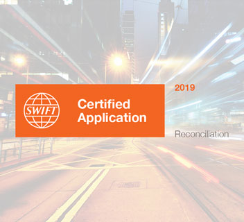 Broadridge Reconciliation is SWIFT Certified