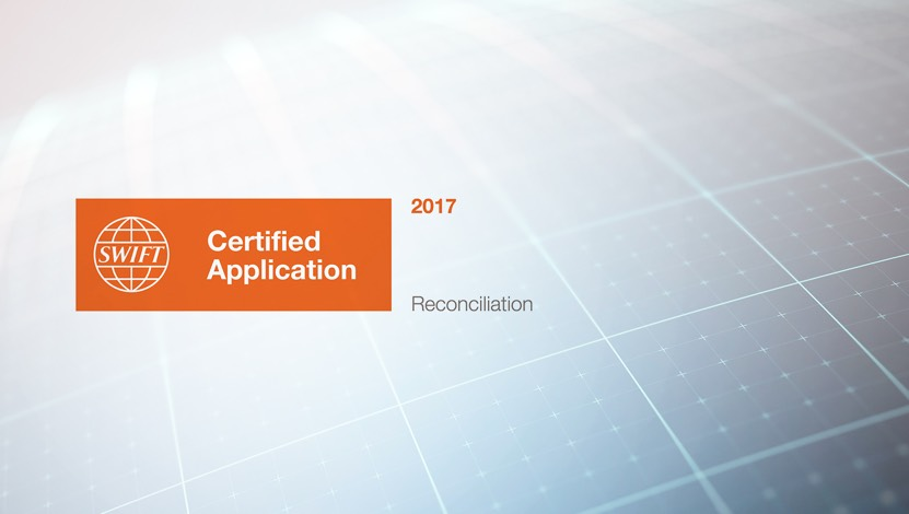 Broadridge Reconciliation is Now SWIFT Certified