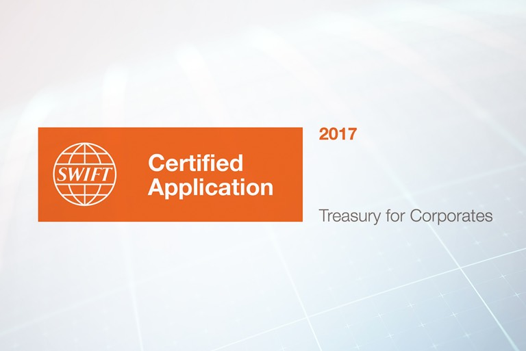 SWIFT Certified Applications initiative