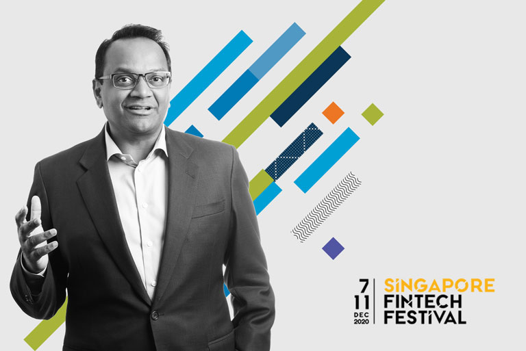 Connect With Broadridge at the Singapore FinTech Festival