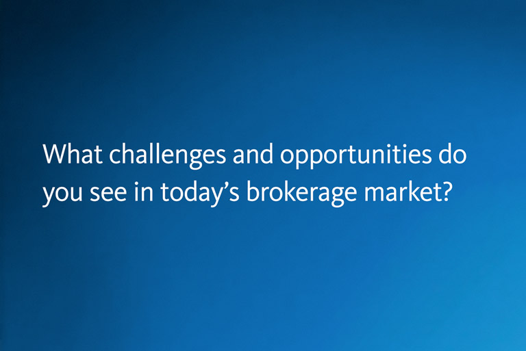 Making Brokerage Operations More Efficient