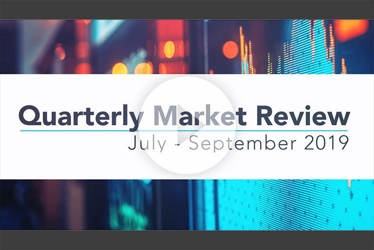 Quarterly Market Review July - September 2019
