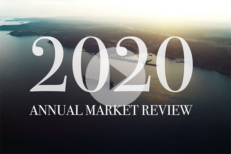 Annual Market Review: 2020