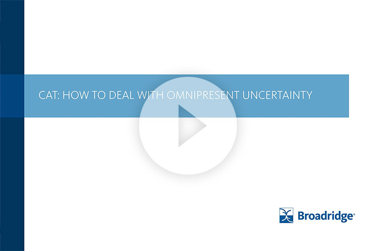 CAT: How to Deal with Omnipresent Uncertainty