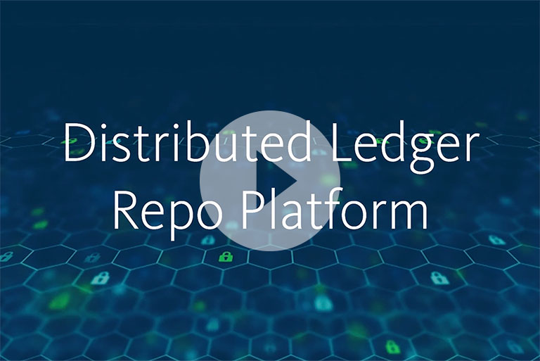 Distributed Ledger Repo Platform