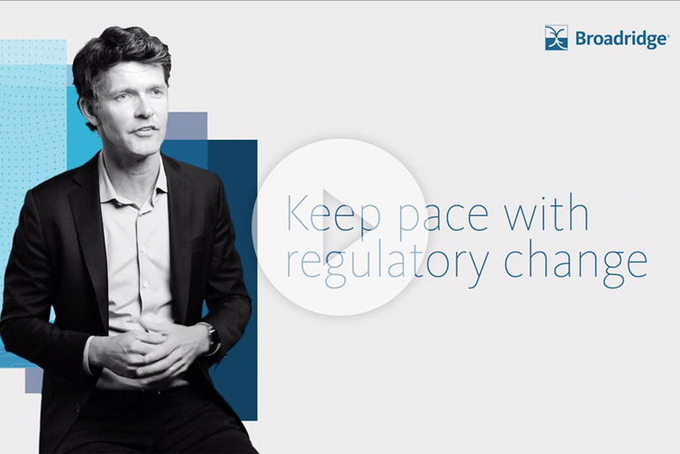 Keeping Pace with Regulatory Change
