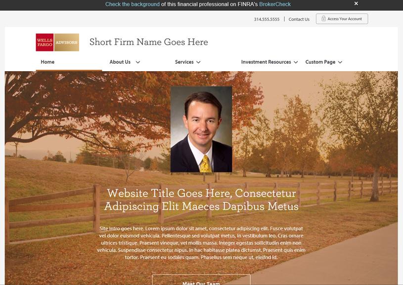 Expand Your Marketing Reach with a Broadridge Website | Broadridge