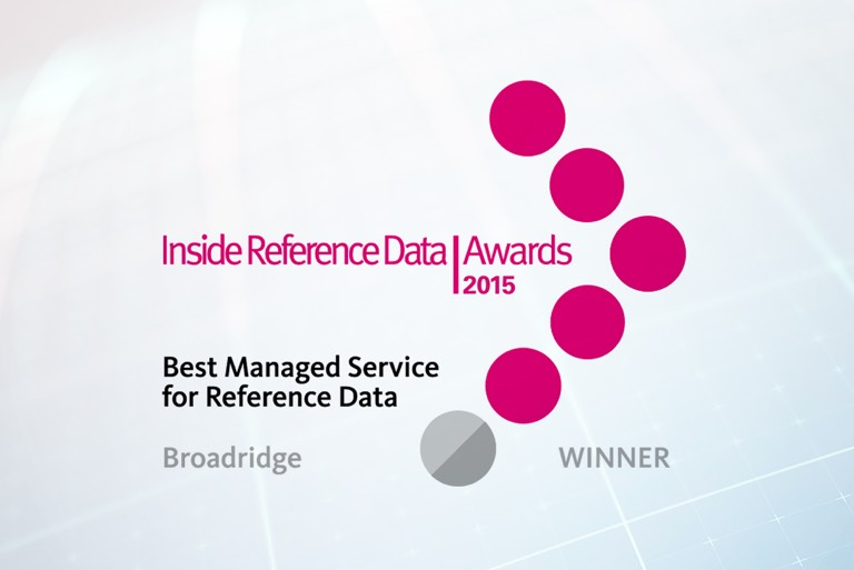 Best Managed Service for Reference Data