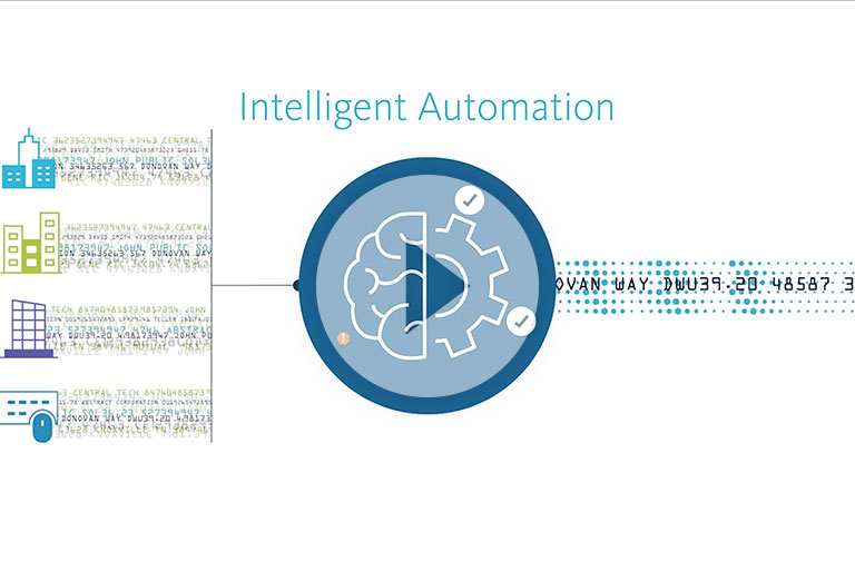 Data Control Intelligent Automation