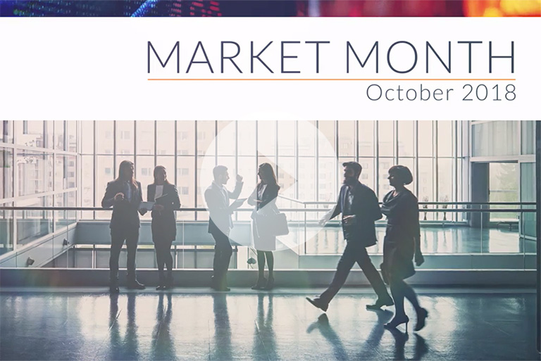Market Month - October 2018