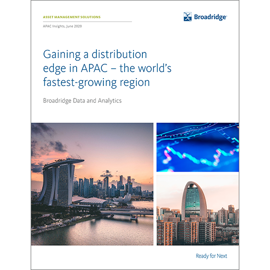 Gaining a Distribution Edge in APAC