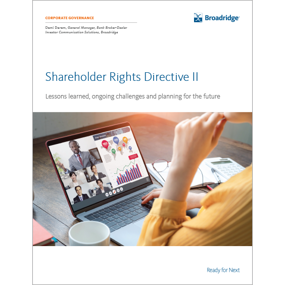 Shareholder Rights Directive