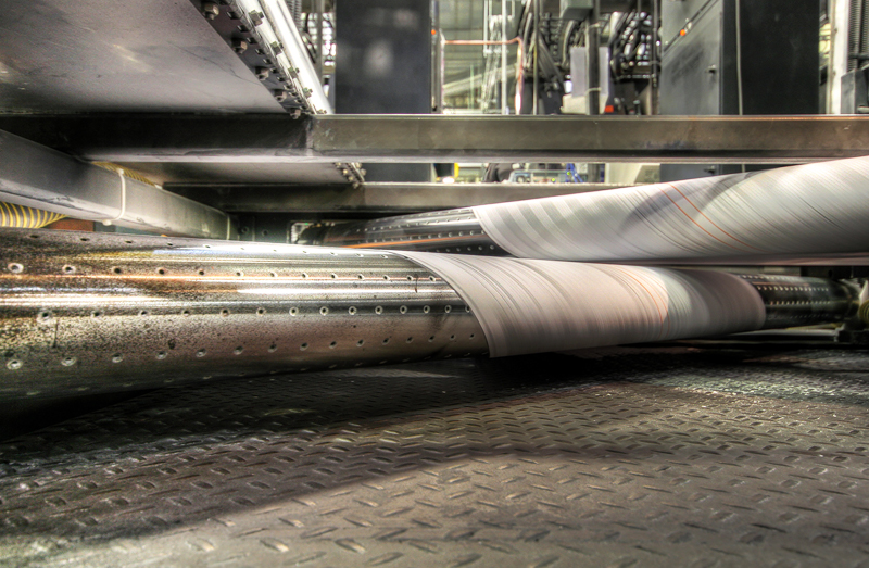 Photo: Digital press technology enables personalization of printed pieces