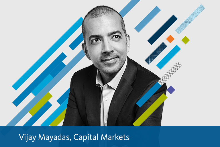 Vijay Mayadas, Capital Markets